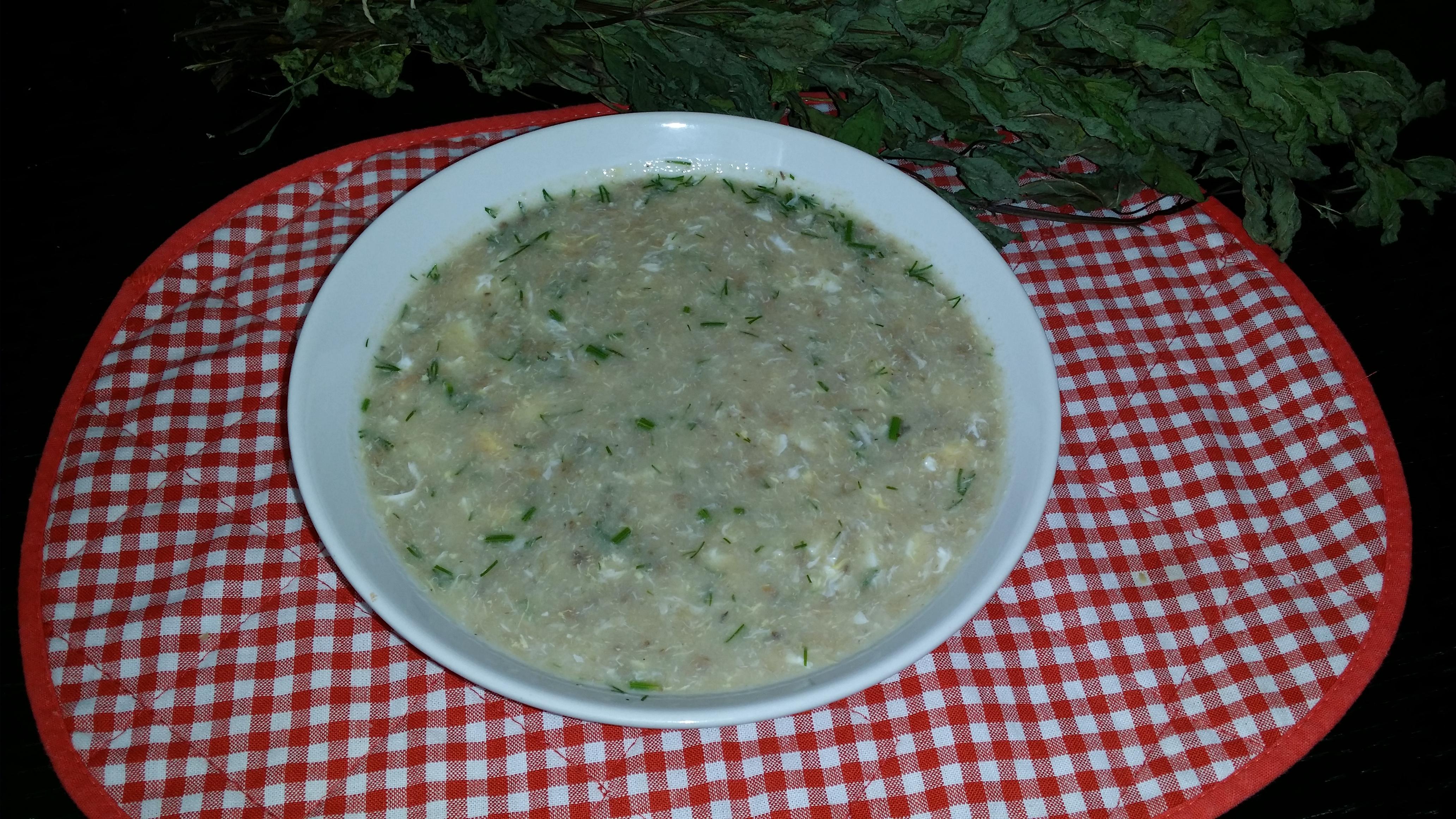 Рецепт супа для атаки