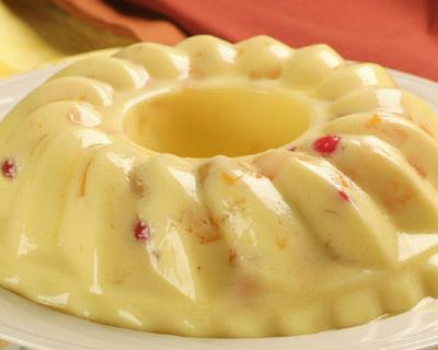Торт-желе на йогурте