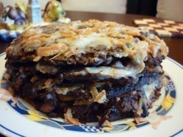 печеночный торт рецепт по диете дюкана